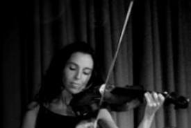 ANI - Violinist Argentina