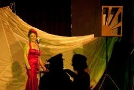 Lilli De Carlo aka Beverley Alexander - Female Singer Blackpool, North of England