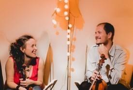 Alicia Alonso & Guillermo Copello - Violinist Spain, Spain