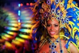 Tropicalia Brazilian Show - Dance Act London, London
