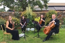 Ariella Strings - Quartet, Trio & Duo - String Quartet Northampton, Midlands