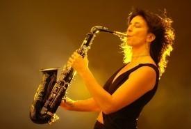 Paula Borrell - Saxophonist Essex, East of England