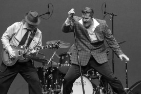 Jim Anderson & the Rebels - Elvis Tribute Act