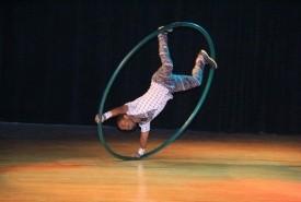 Cyr wheel act - Cyr Wheel Act Adama, Ethiopia