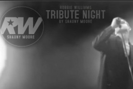Robbie Williams & Olly Murs Tribute by Shauny Moore - Olly Murs Tribute Act