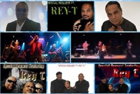 Special Request Ft. Rey T. - Soul / Motown Band Las Vegas, Nevada