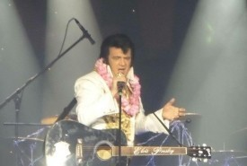 Darren Graceland jones - Elvis Impersonator Uk, Wales