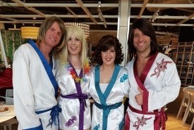 Super Swedes - Abba Tribute Band Chorleywood, East of England