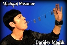 Michael Mezmer's DangerMagik  - Other Magic & Illusion Act Fontana, California