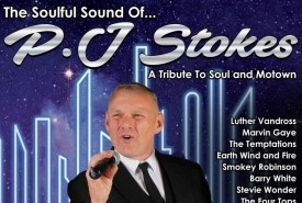 PJ Stokes - Male Singer Liverpool, North of England