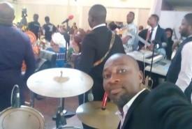 Williams drums - Drummer Nigeria
