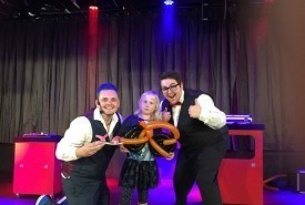Flash -  Comedy & Magic - Cabaret Magician Durham, North of England