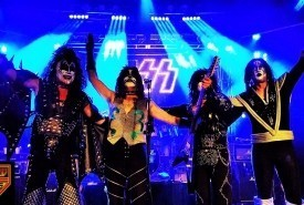 KISSED ALIVE-A Tribute To KISS! - Other Tribute Act San Diego, California