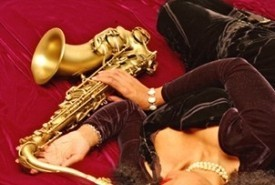 Rosemary Quaye - Saxophonist North of England
