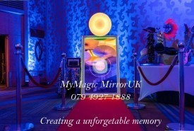 MyMagic MirrorUK - Magic Selfie Mirror