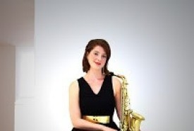 Jennifer McCallum - Saxophonist Glasgow, Scotland