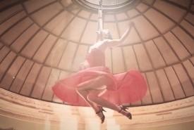 Elena Brocade - Aerialist / Acrobat Los Angeles, California