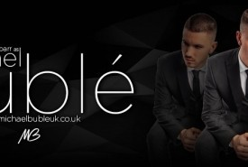 Robbie Barr as Michael Bublé - Michael Buble UK Tribute - Michael Buble Tribute Act