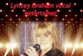 Lynsey graham  - Female Singer Warrington, North of England