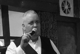 Darren james - Male Singer Stafford, Midlands
