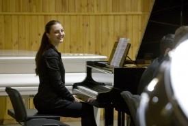 Daria Kalynovska - Pianist / Keyboardist Ukraine, Ukraine
