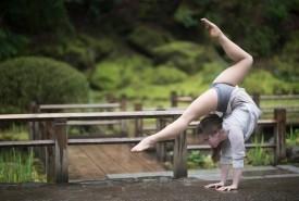 Meg Russell - Contortionist Portland, Oregon