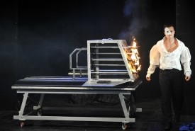 Lord Nobody - Stage Illusionist Italy, Italy