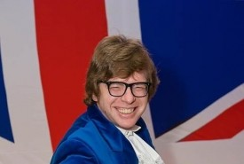 Brian Allanson - Austin Powers Lookalike