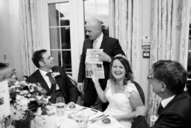 Gavin Parsons Master Magician  - Wedding Magician Birmingham, Midlands