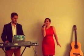 KRISTAL DUO vocal & keys - Blues Band