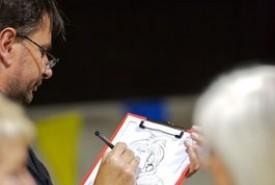Steven Garner - Caricaturist London