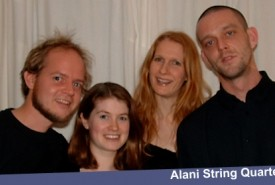 Alani String Quartet - String Quartet South West