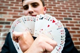 Giancarlo Magic - Cabaret Magician Middlesex County, New Jersey