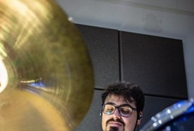 HICARO ISMAEL  - Drummer