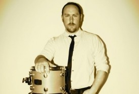Mark Yarwood - Drummer Blackpool, North of England