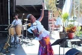 Akia Uwanda - Jazz Singer Jacksonville, Florida