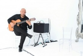 Rashaad Kagee  - Solo Guitarist Cape Town, Western Cape