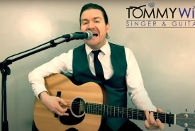 Tommy Winn Singer & Guitarist - Male Singer Norwich, East of England