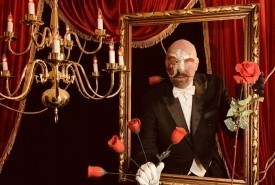 The Phantom of Magic - Cabaret Magician Los Angeles, California