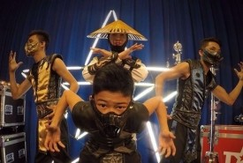 ATAI Show - Other Dance Performer