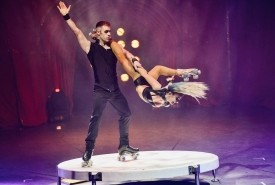 Duo Eclipse - Circus Performer Manchester, North West England