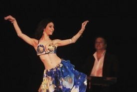 Ilaria Polizzi  - Belly Dancer Mitcham, London