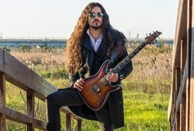 Edward De Rosa - Electric Guitarist West Ealing, London