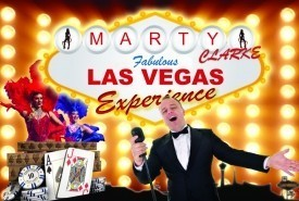 Marty Clarke's Las Vegas Experience - Song & Dance Act Lincolnshire, East Midlands