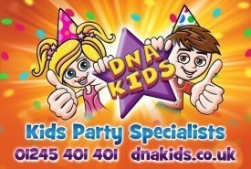 DNA KIDS – The Children's Favourite Party Entertainers! - Other Children's Entertainer East of England