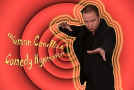 Simon Candlish - Hypnotist Leicestershire, East Midlands
