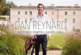 Dan Reynard - Male Singer North Yorkshire, Yorkshire and the Humber