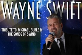 Wayne Swift - Male Singer Midlands