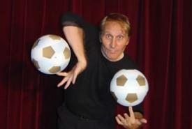 Michael Chirrick - Juggler