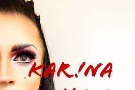 Karina Poison - Drag Queen Act Catford, London